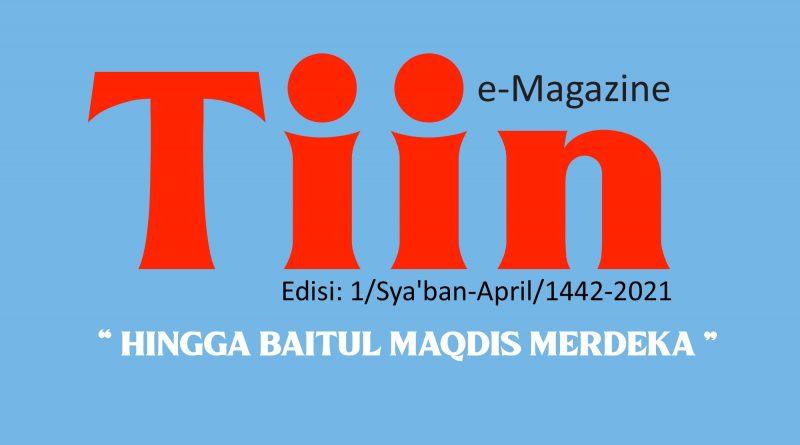 Raidah e-Magazine Tiin: Hingga Baitul Maqdis Merdeka